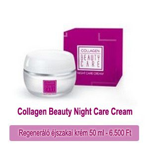 Collagen Beauty Night Care