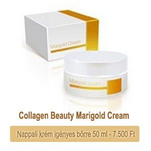 Collagen Beauty Marigold Crem